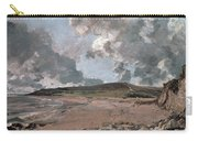 Weymouth Bay With Jordan Hill Carry-all Pouch by John Constable