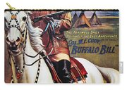 W.f. Cody Poster, 1910 Carry-all Pouch