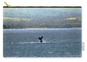 Whale Tail I Carry-all Pouch
