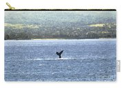 Whale Tail II Carry-all Pouch