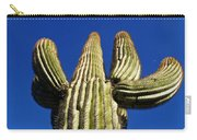 What A Big Cactus Carry-all Pouch