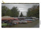 What Do Canoes Dream Of Carry-all Pouch