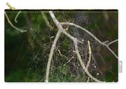 What Webs We Weave Carry-all Pouch