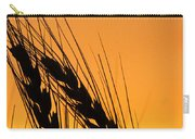 Wheat At Sunset Carry-all Pouch
