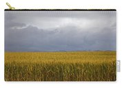 Wheat Field And Storm Carry-all Pouch