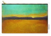 Wheat Field At Sunset Carry-all Pouch