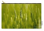 Wheat On The Field Carry-all Pouch