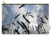 Wheat With Blue Sky Carry-all Pouch