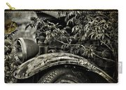 Wheels And Roots  Carry-all Pouch