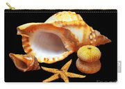 Whelk Carry-all Pouch by Carlos Caetano