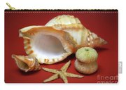 Whelks Carry-all Pouch by Carlos Caetano