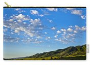 When Clouds Meet Mountains 2 Carry-all Pouch