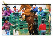 When Cowboys Take Notice Carry-all Pouch