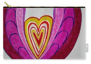 When Love Blooms.. Carry-all Pouch