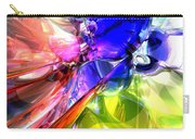 When Rainbows Collide Carry-all Pouch
