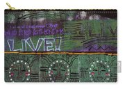 Where Many Are Gathered Carry-all Pouch by Angela L Walker