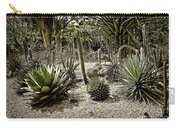 Where The Cacti Grow Carry-all Pouch