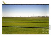 Where The Grass Is Growing Carry-all Pouch