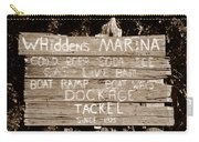 Whiddens Marina 1925 Carry-all Pouch