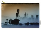 While The City Sleeps Carry-all Pouch by Bill Cannon