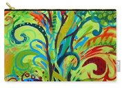 Whirlygig Tree Carry-all Pouch by Genevieve Esson