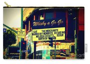 Whisky A Go Go Bar On Sunset Boulevard Carry-all Pouch