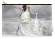 Whispered Waves Carry-all Pouch