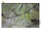 Whispers Of An Autumn Rain Carry-all Pouch