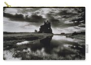 Whitby Abbey Carry-all Pouch by Simon Marsden
