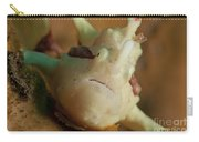 White And Red Clown Frogfish, Bali Carry-all Pouch by Mathieu Meur