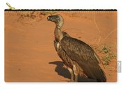 White-backed Vulture Carry-all Pouch