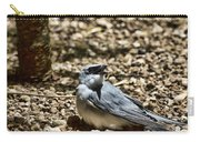 White-bellied Cuckoo-shrike Carry-all Pouch