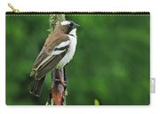 White-browed Sparrow-weaver Carry-all Pouch