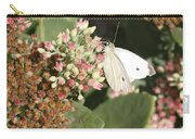 White Cabbage Carry-all Pouch