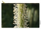 White Canadian Burnet Carry-all Pouch