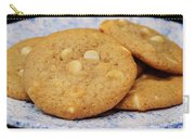 White Chocolate Chip Cookies Carry-all Pouch