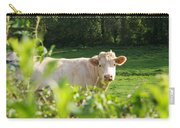White Cow Carry-all Pouch