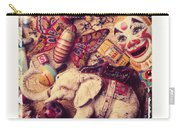 White Elephant Carry-all Pouch by Garry Gay