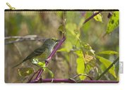 White-eyed Vireo - 1508 Carry-all Pouch