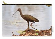 White-faced Ibis Carry-all Pouch