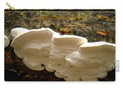 White Fungus Carry-all Pouch