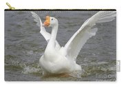 White Goose Carry-all Pouch