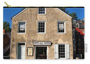 White Hall Tavern Harpers Ferry Virginia Carry-all Pouch