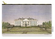 White House, D.c., 1820 Carry-all Pouch