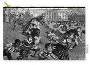 White House: Easter, 1887 Carry-all Pouch