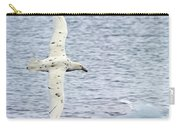 White Nelly Carry-all Pouch