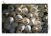 White Onions Carry-all Pouch