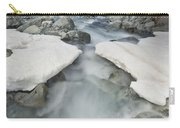 White River Rapids Arthurs Pass Np Carry-all Pouch