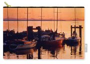 White Rock Sailboats Hdr Carry-all Pouch