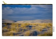 White Sands Golden Grass Carry-all Pouch